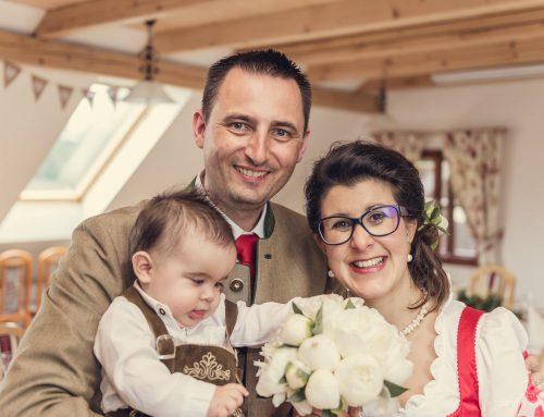 Taufe Jakob & Hochzeit Claudia & Christoph