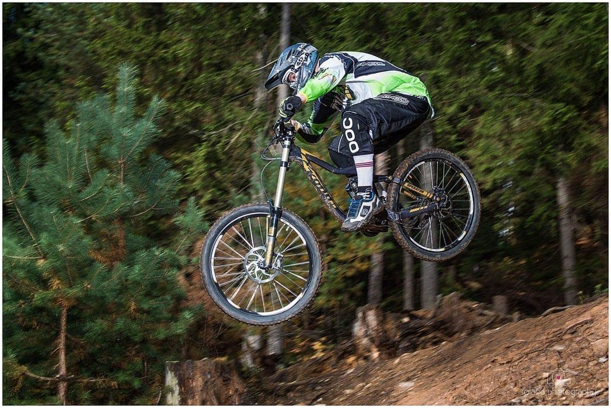 Downhillracer