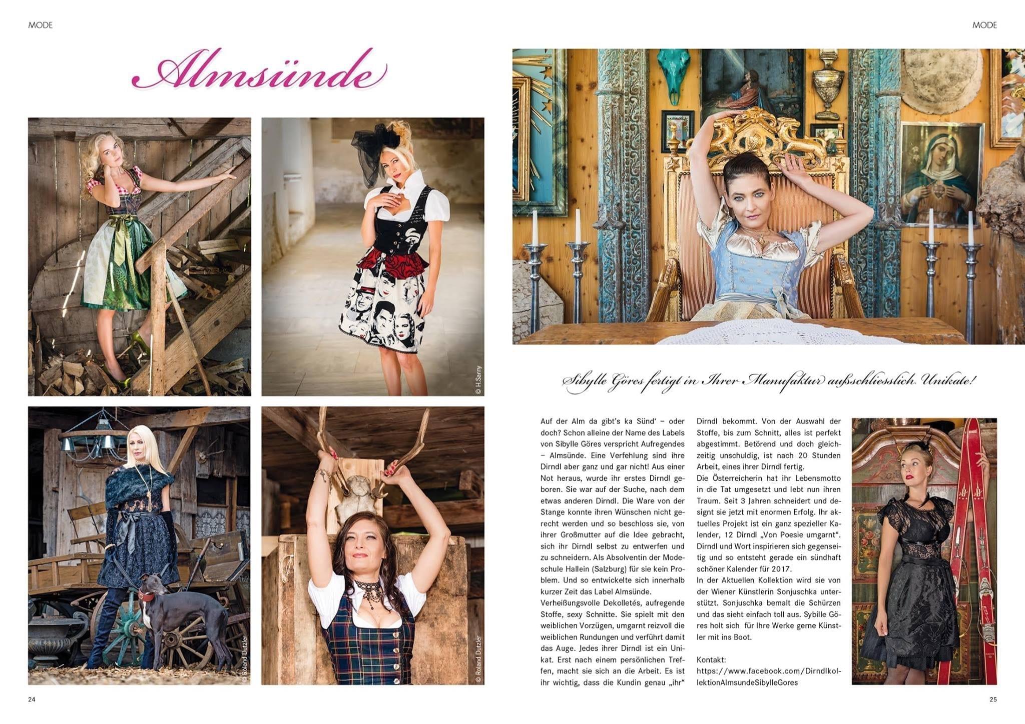 Alpgold Magazin 2016