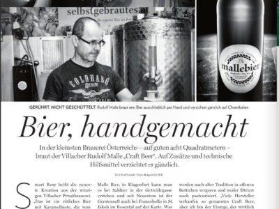 Mallebier - Kärntner Monat 2016