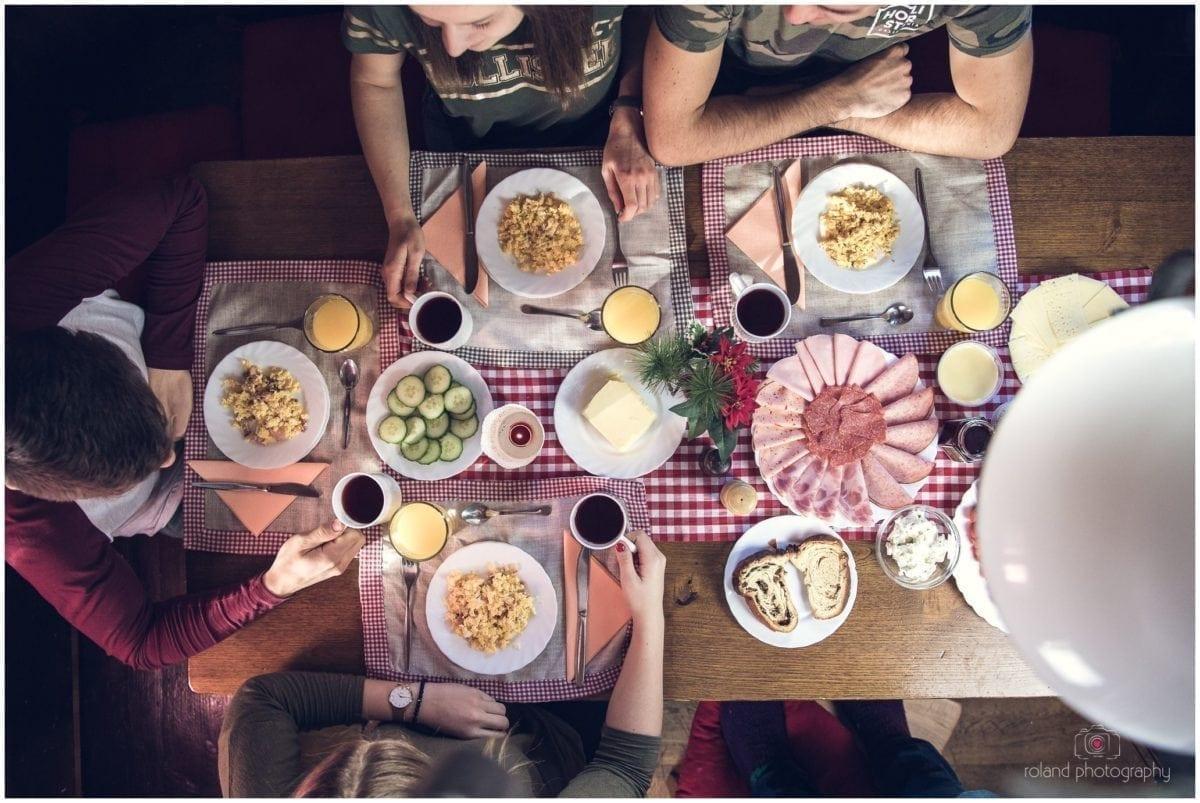 Frühstückstisch Falkert WG
