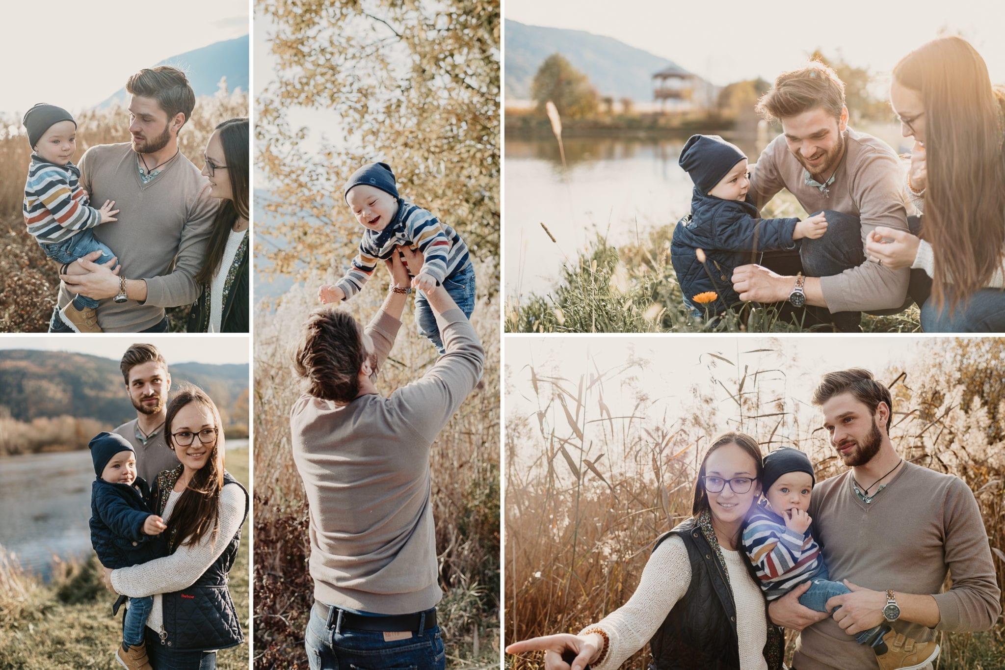 Fotograf Kärnten Familienshooting