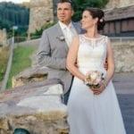 Hochzeit Burgruine Landskron