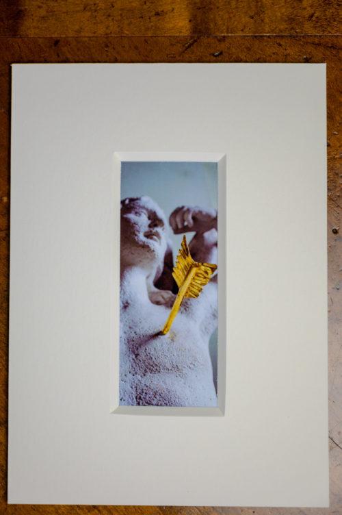 Roland Photography - der Pfeil