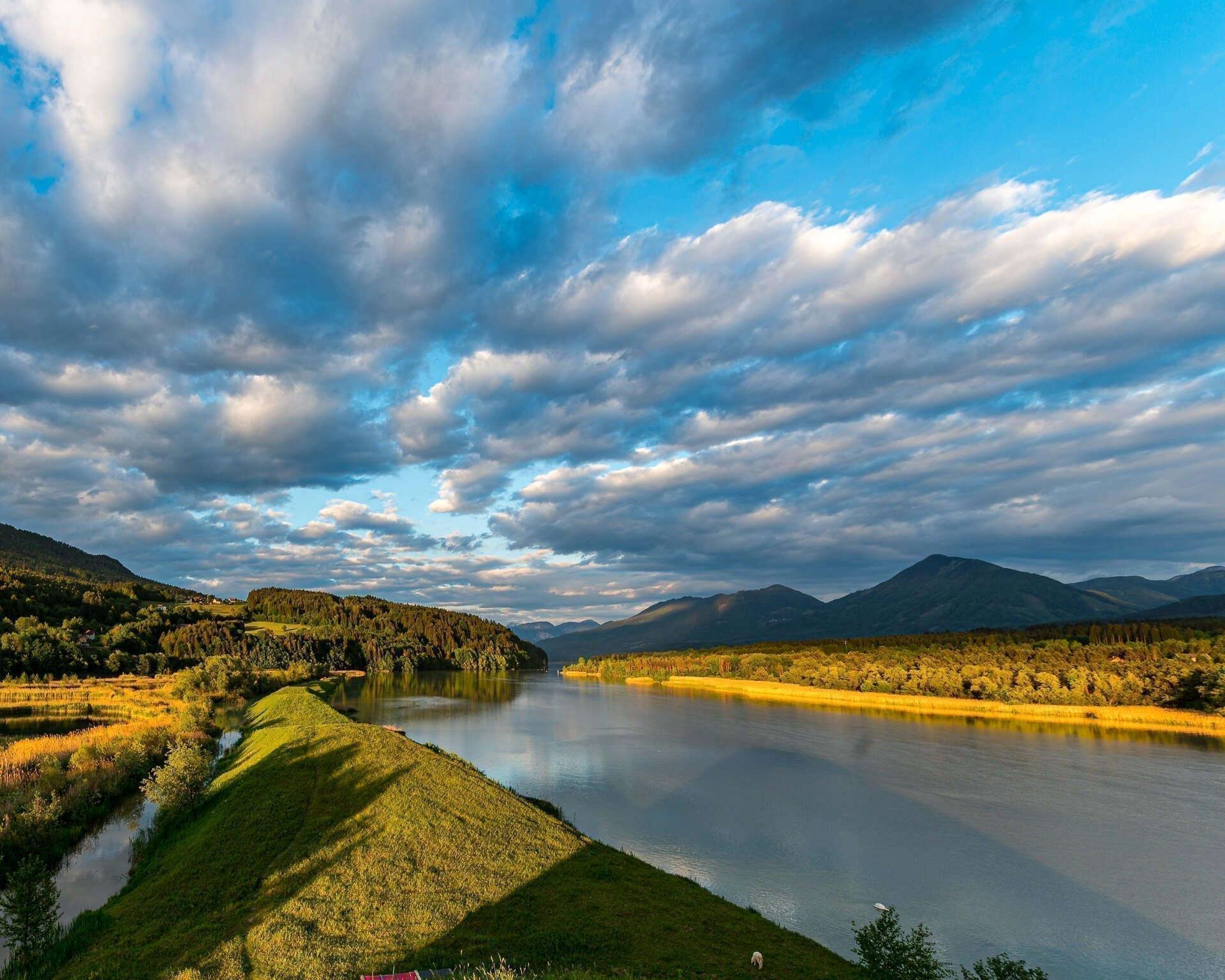 Landschaftsfotografie Kärnten Zikkurat
