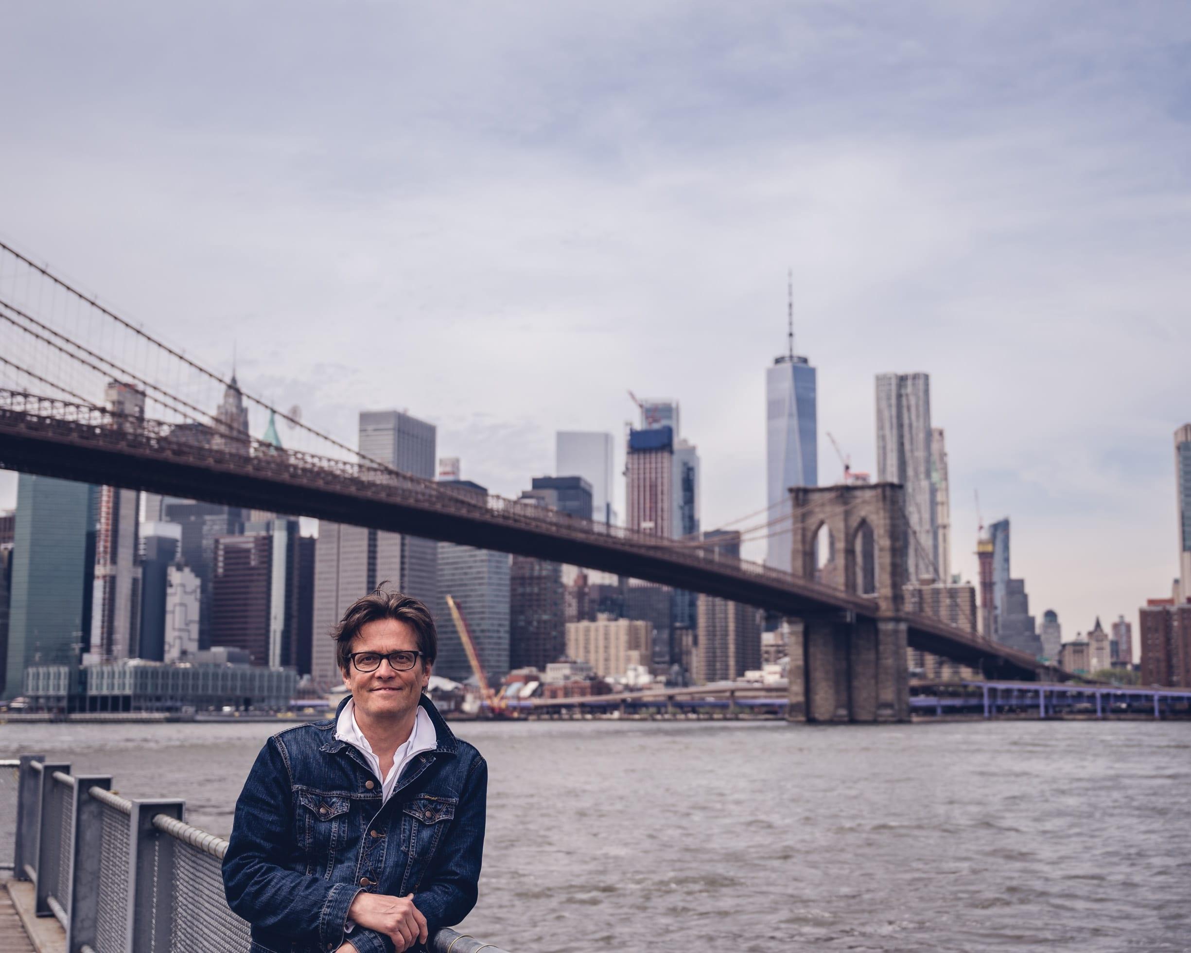 Fotograf Roland Dutzler in New York