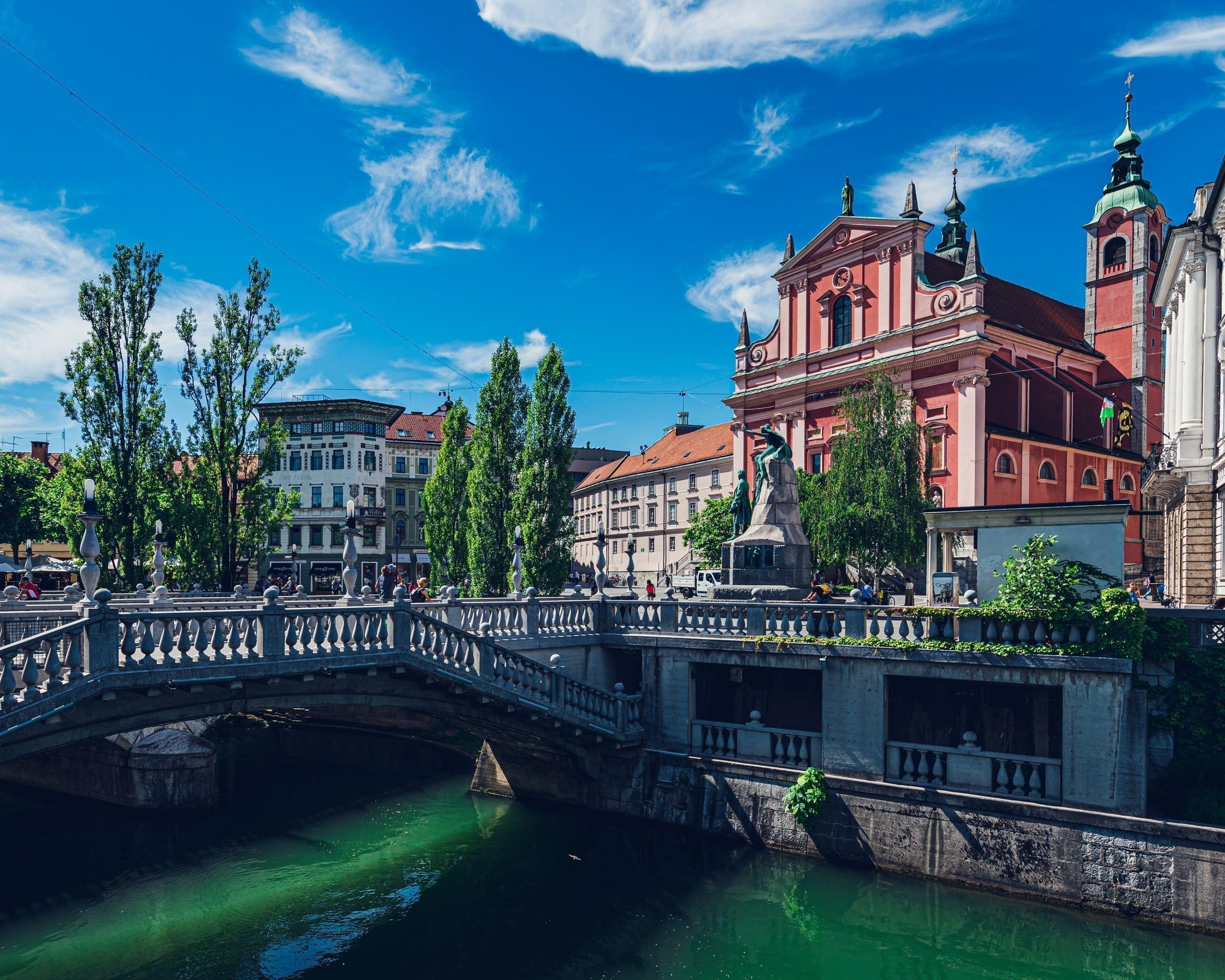 Ljubljana - Laibach Fotoausflug