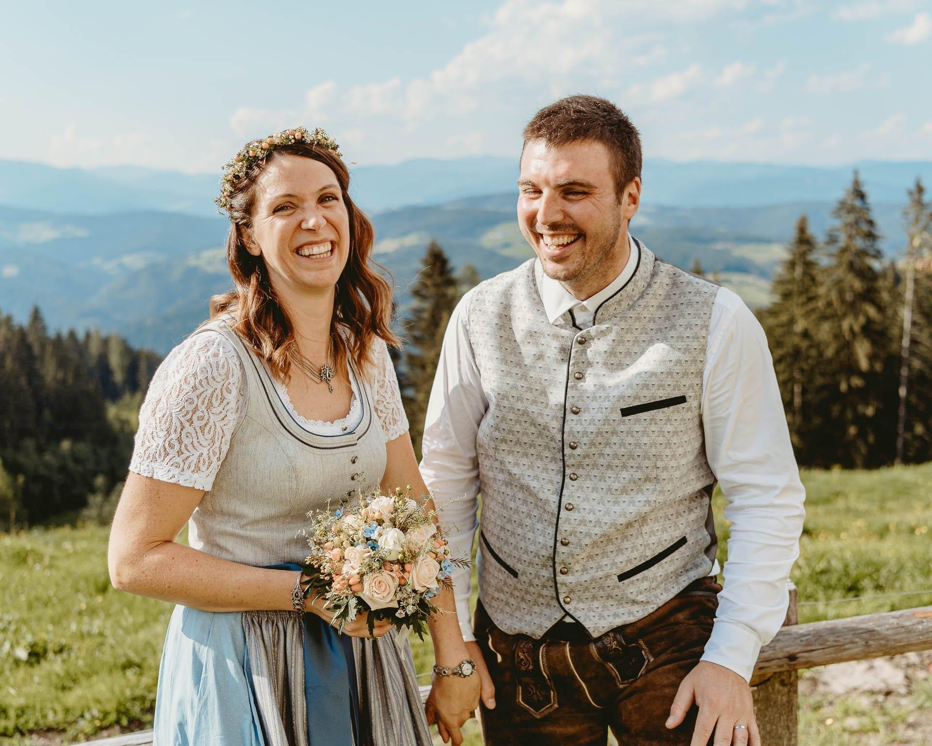 Hochzeit Elisabeth und Matia