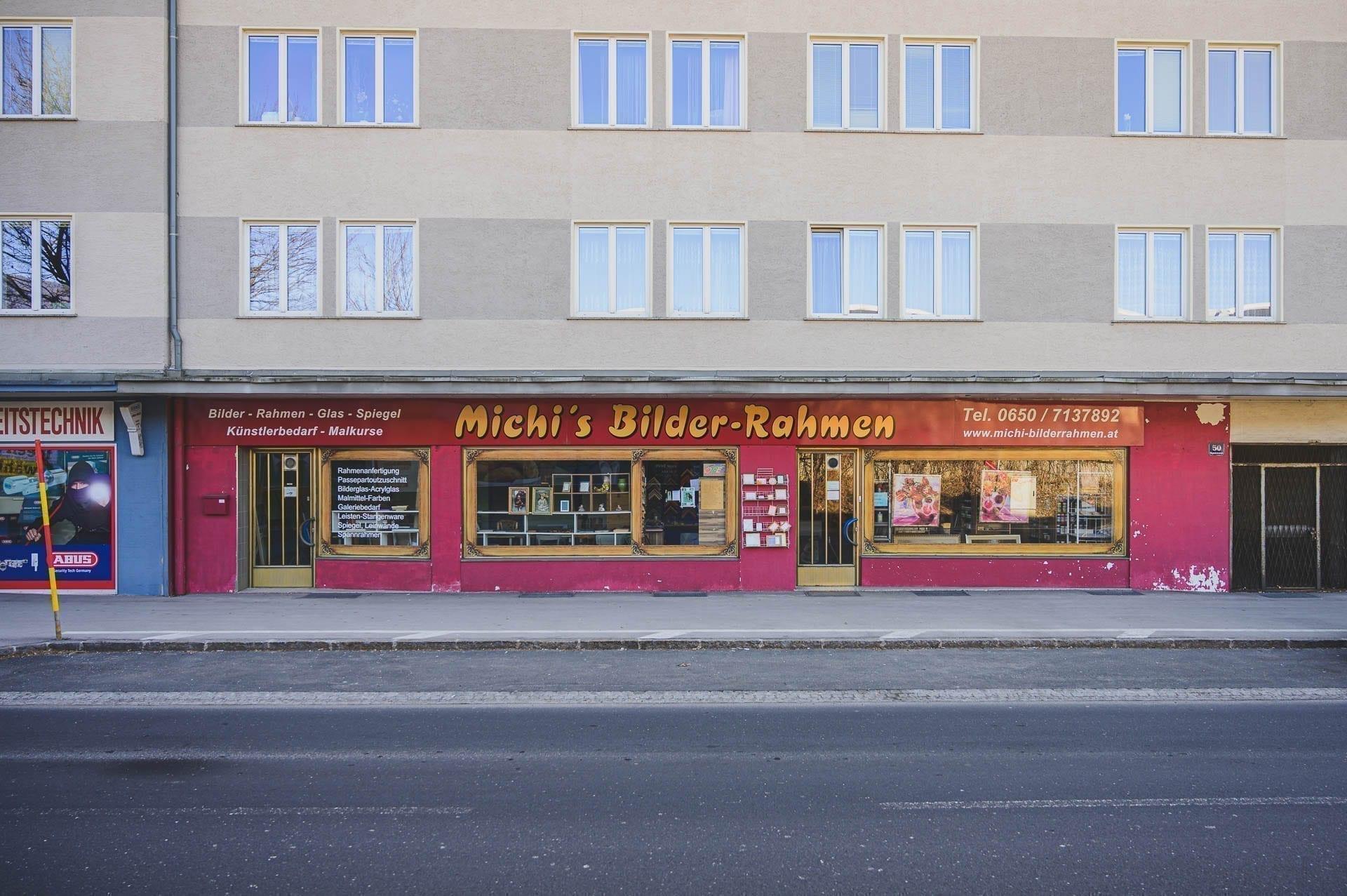 Gaswerkstrasse Villach