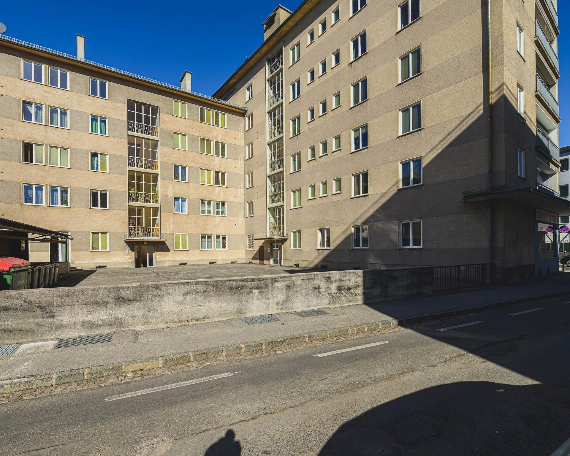 Villach Gaswerkstrasse - Klagenfurter Strasse